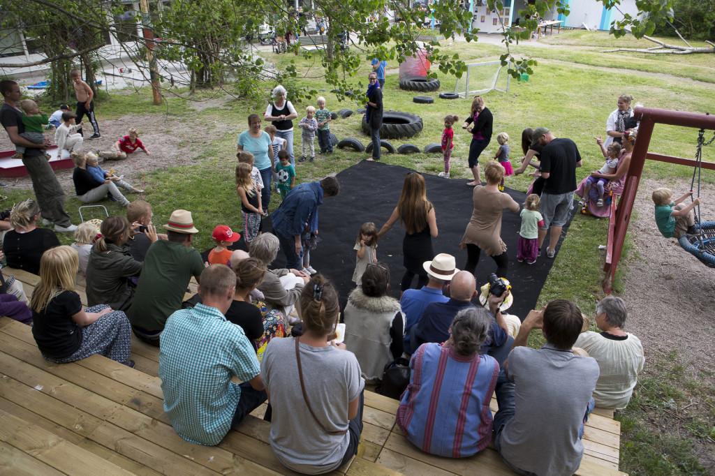 Børne Kulturfestival, Rørvig