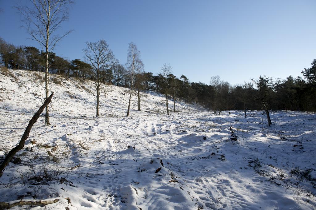 Højsandet i Rørvig i Odsherred