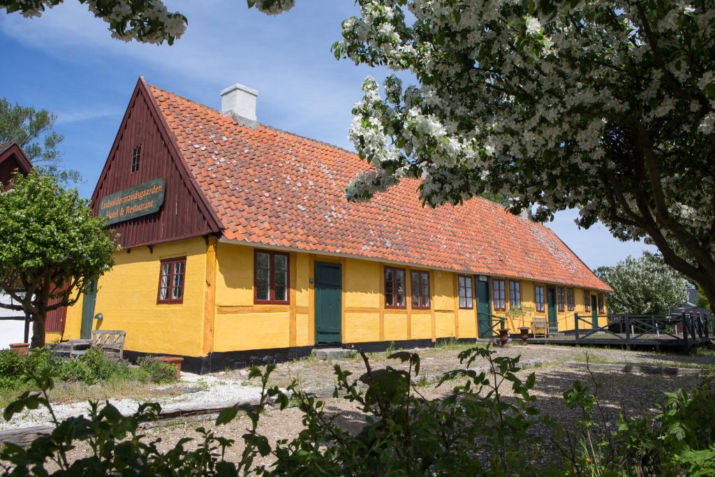 Lodsoldermandsgården i Rørvig