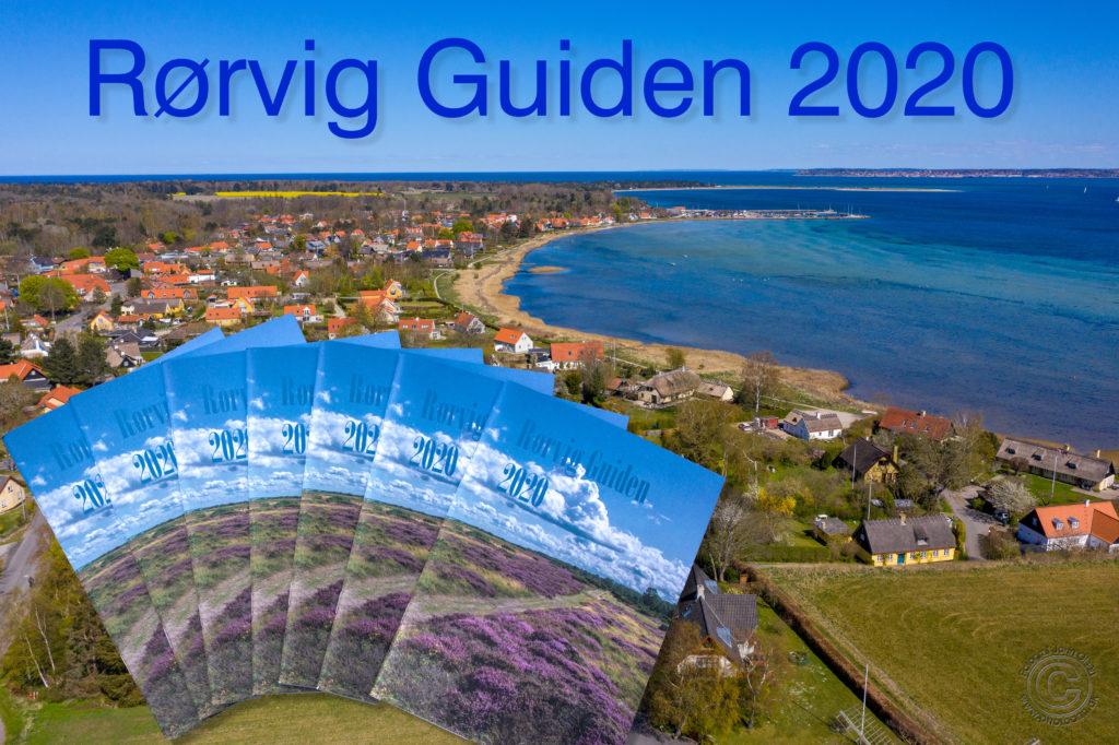 Rørvig Guiden 2020 Foto: John Olsen / www.photodan.dk